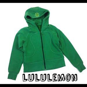 Lululemon Green Size 4 Scuba Hoodie